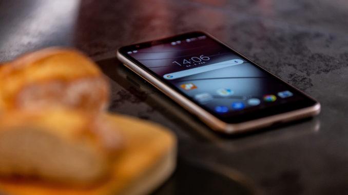 Das neue Gigaset GS280 Smartphone