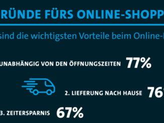 Elf Gründe fürs Online-Shopping