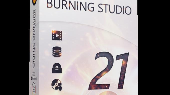 Ashampoo Burning Studio 21 – Brennsuite mit neuer Karussell-Optik und Navigation
