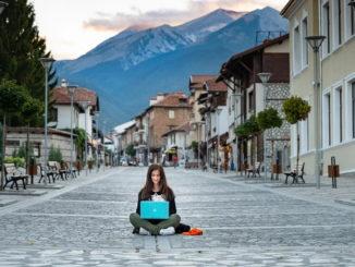 Digitale Nomaden - Traumjob oder harte Arbeit