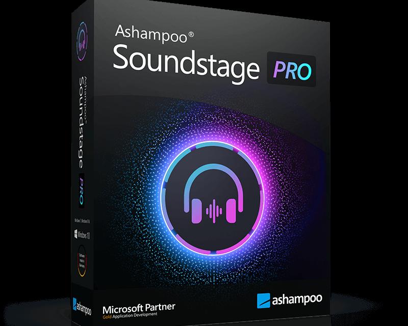 Ashampoo Soundstage Pro – Virtueller Surround-Sound für plastischen Klang auf dem PC