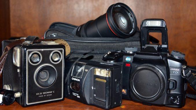 Einwegkamera gegen Spiegelreflexkamera, was brauch ich wann