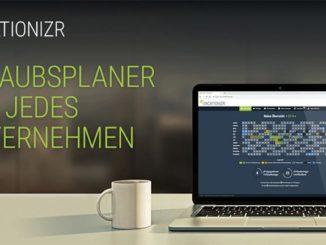 Digitalisierung für jeden Betrieb Online-Urlaubsverwaltung VACATIONIZR