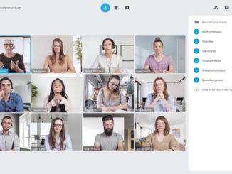 Ihre Daten bleiben in Europa! alfaview® - DSGVO-konforme Videokonferenzen der neuesten Generation.
