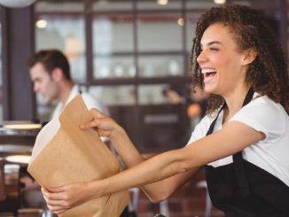 Smarte Self-Service Kioske für Cafés