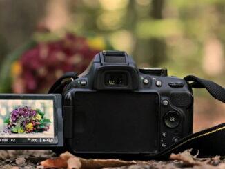 Gute Bilder mit der Spiegelreflexkamera - alles, was Sie wissen müssen