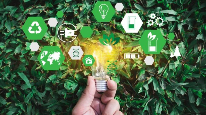 Nachhaltigkeit ist ein Top-Thema für Startups