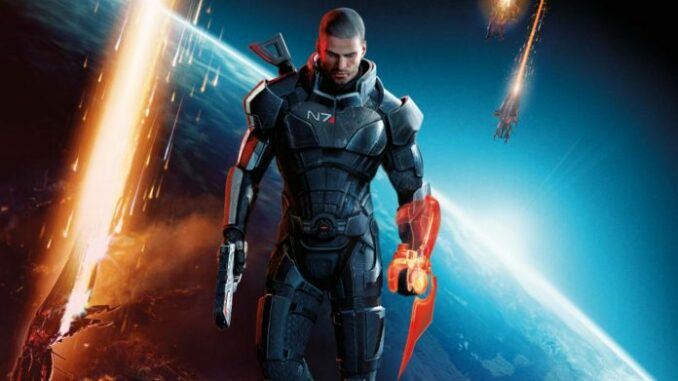 Mass Effect 3. Credit: BioWare