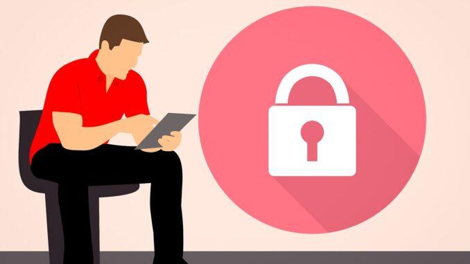 Schutz der Datenverbindung mit VPN-Router