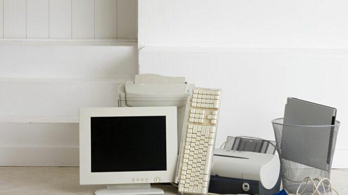 Jedes vierte Unternehmen spendet alte Elektrogeräte