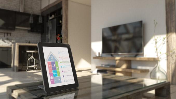Smart Home: Intelligente Displays