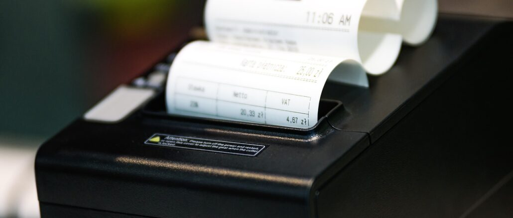 Worauf muss man achten für die Wahl eines Kassensystems?