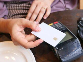Kontaktloses Bezahlen wird durch Corona zum Standard