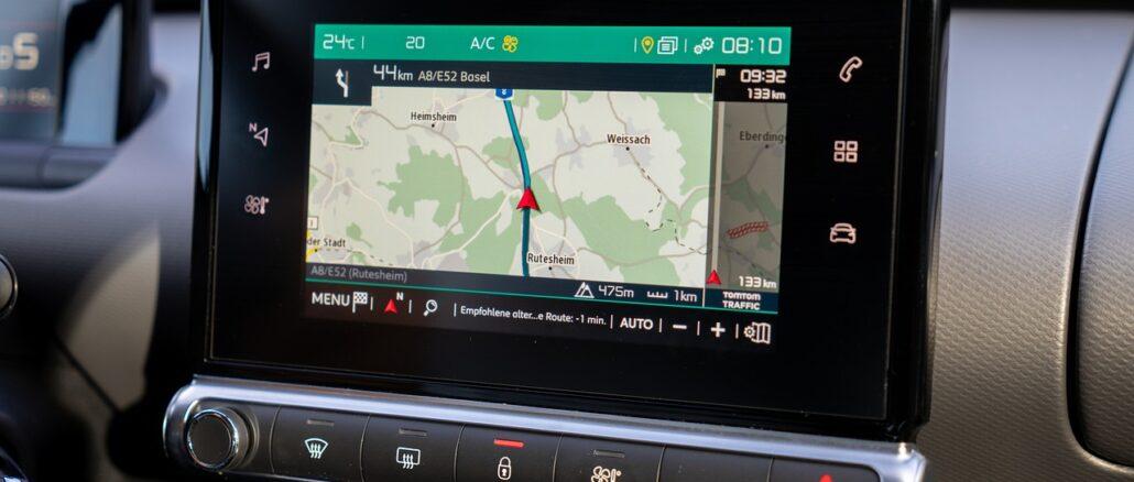 """GPS - heute nicht mehr """"wegzudenken"""""""