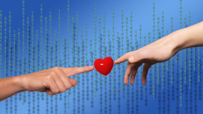 Online- Dating ist ein unterhaltsamer Zeitvertrieb. Aber hier lauert die Gefahr.