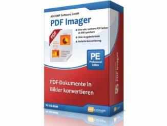 ASCOMP veröffentlicht neue Windows-Software zum einfachen Umwandeln von PDF-Seiten in gängige Bildformate