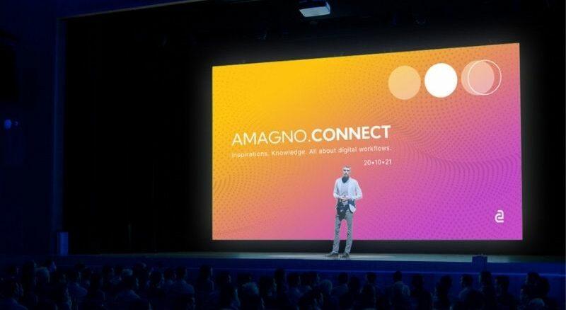 Digitalisierung trifft Nachhaltigkeit: Kostenloses Digitalevent Amagno.Connect am 20. Oktober 2021